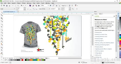Software Coreldraw X8 coreldraw graphic suite x8 iso multilingual 32 64 bit