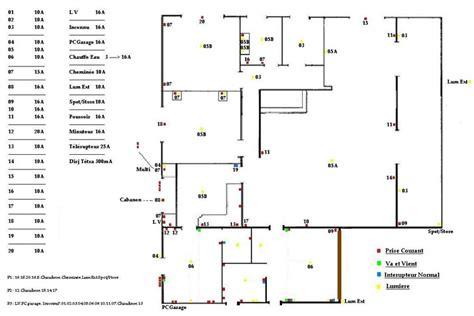 Norme électrique Maison Individuelle 4320 by Schema Cablage Electrique Maison Individuelle Ventana