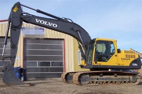 volvo fx volvo ec210b fx ec210bfx excavator service parts catalogue