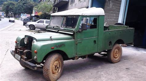 land rover series 1 hardtop land rover series 1 109 year 1957 restoration part 2