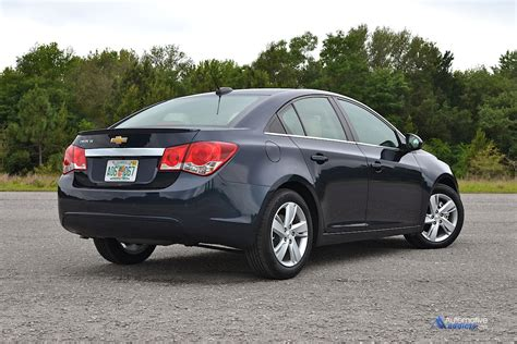 Chevy Cruze Diesel Review by 2015 Chevrolet Cruze Turbo Diesel Review Test Drive
