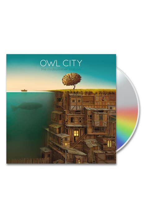 All Things Bright and Beautiful Vinyl   Owl City   Official Online Store on District