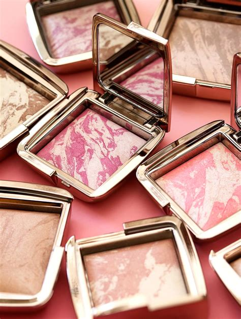 hourglass strobe lighting blush from hourglass for summer 2017 the ambient strobe