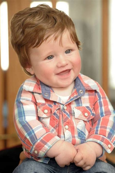 6 year old boy with permed hair hairy little man fergus hillman is only six months old but