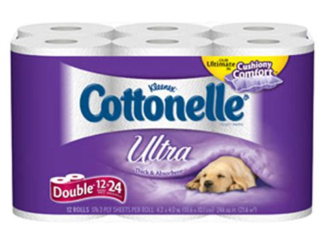 Who Makes Cottonelle Toilet Paper - kleenex cottonelle ultra toilet paper review