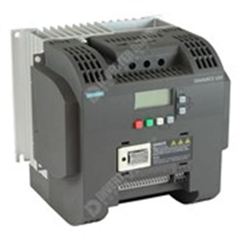 Inverter Siemens 3p 4kw Sinamics V 20 6sl3210 5be24 0uv0 ac inverter drives 230v filtered by power 3kw page 1 of 3