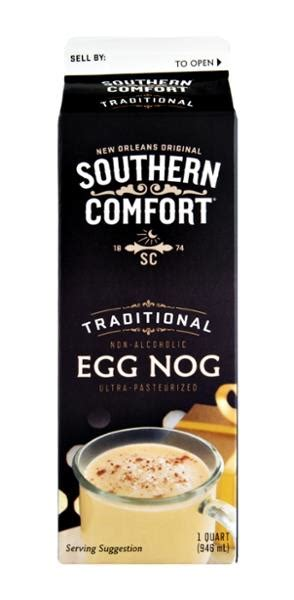 southern comfort nutrition facts southern comfort traditional egg nog hy vee aisles