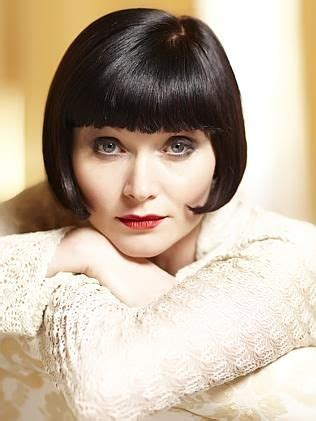 miss fisher haircut christmas special may be abc favourite miss fisher s