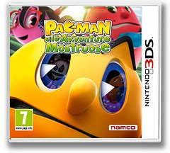 3ds Pac And The Ghostly Adventures aejp pac and the ghostly adventures