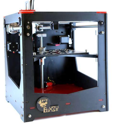 Printer 3d Laser boxzy the desktop makerspace all in one 3d printer