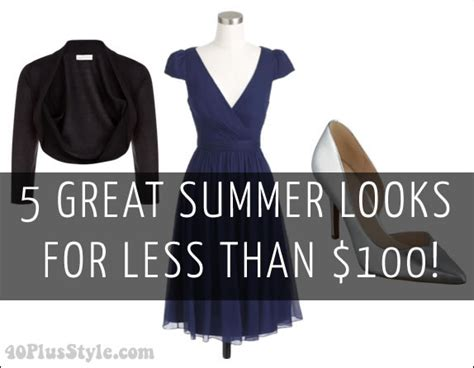 Trend For Less Must Janes For 100 by 5 Fabulous Looks For Less Than 100 40plusstyle