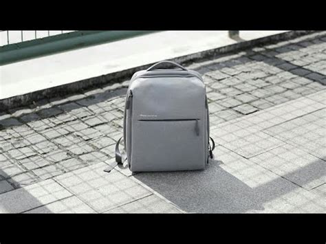 Tas Rbr Lifestyle Backpack unboxing review xiaomi style backpack tas