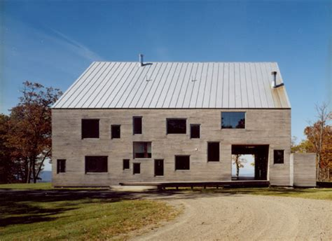 building a home in vermont building green in vermont modern barn interpretation