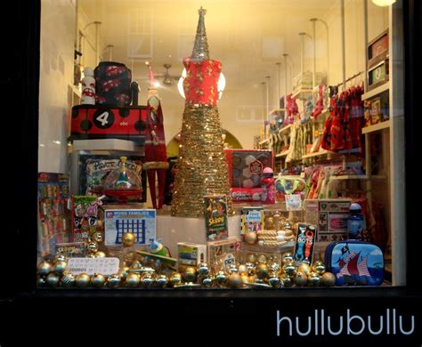 christmas window display ideas in our shop pictures