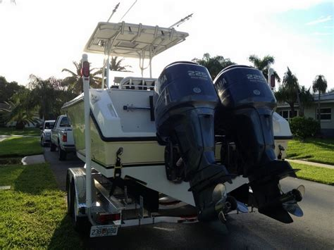 fishing boat gets run over angler 2600 the hull truth boating and fishing forum