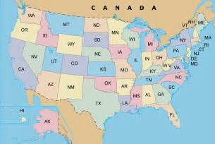 the map of united states usa map region area map of canada city geography
