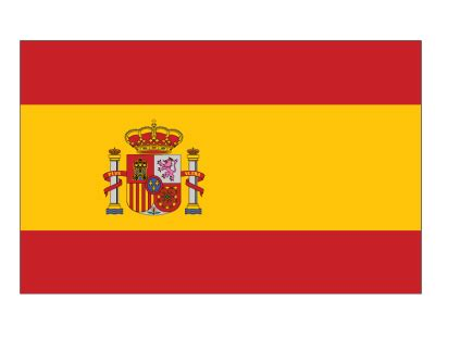 6 Best Images Of Flag Of Spain Printable 8 5x11 Spain Printable Spain Flag