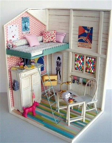 do it yourself doll house 18 amazing do it yourself doll house ideas barbie house miniature rooms and stained