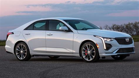 cadillac ct arriving   hp super cruise coming
