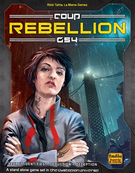 Coup Rebellion G54 Card Board coup rebellion g54 more than a caf 233