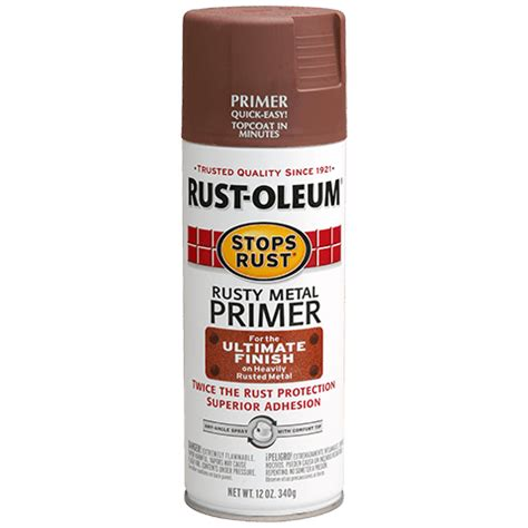 spray paint primer for metal stops rust 174 metal primer spray product page