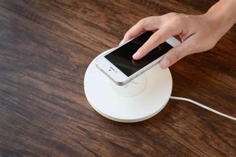 apple wireless charger would wireless charging redeem the iphone from its missing