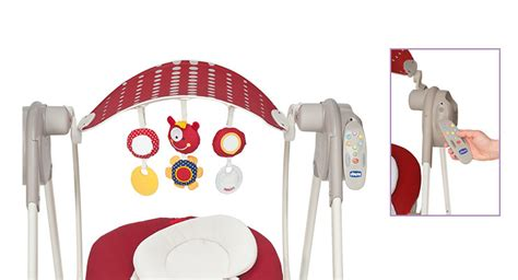 chicco dondolo polly swing altalena polly swing up paprika in casa chicco it