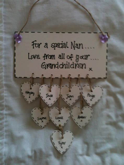 lovely gift for nan and or grandad diy christmas gifts