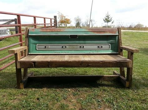 bench made from truck tailgate 25 best ideas about truck tailgate bench on pinterest