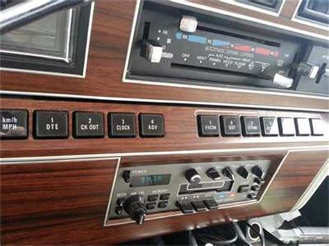 automotive service manuals 1987 lincoln continental electronic valve timing service manual how to change clock on a 1987 lincoln