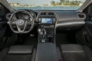 Nissan Maxima 2015 Interior 2016 Nissan Maxima Interior Entry 697 Wsource