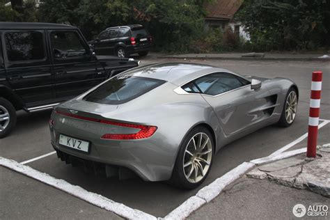 Aston Martin One77 by Aston Martin One 77 17 May 2016 Autogespot