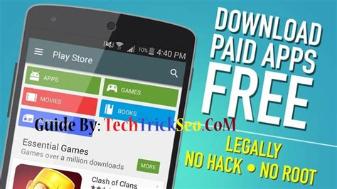 play store app free android 100 working how to paid apps free on android