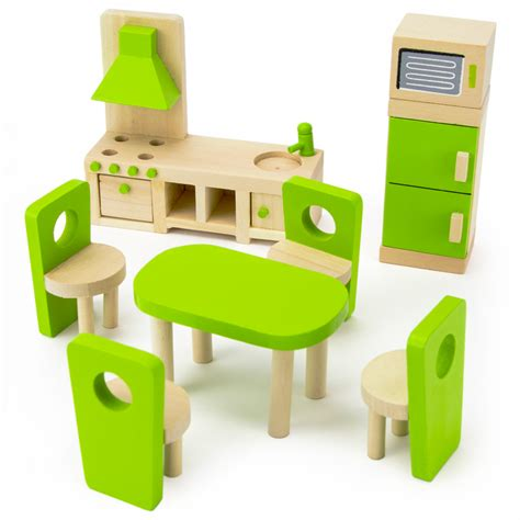 eat in kitchen furniture eat in kitchen doll house furniture set tdol 102 the