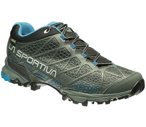 La Sportiva Primer Low Gtx Sku La Sportiva Primer Low Gtx S Hiking Shoes Grey Blue Buy It At The Keller Sports