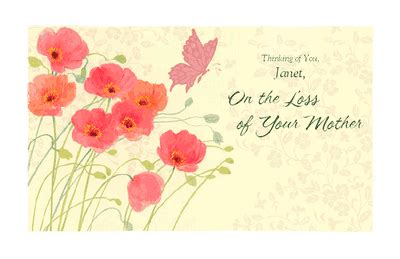 free printable greeting cards sympathy all that your mother meant greeting card sympathy