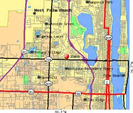 Palm Beach Zip Code Map by West Palm Beach Florida Area Code And Zip Code Images