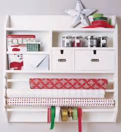 organizing 5 gift wrap storage solutions simplified bee - Gift Wrap Wall Organizer