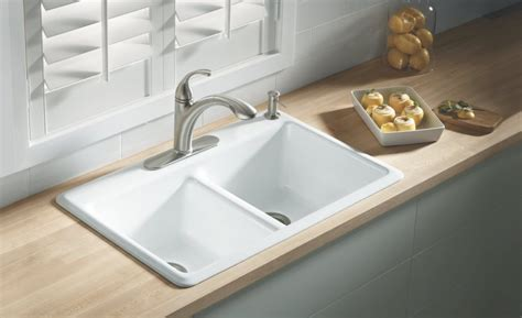 kitchen sinks for sale cast iron kitchen sinks double bowl the homy design