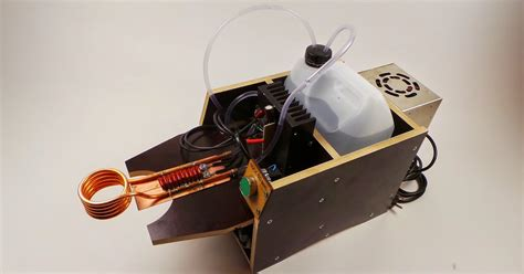 induction heater uses dzl s evil genius lair induction heater