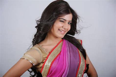 telugu hero heroine photos download telugu heroin samantha hot saree photos cap