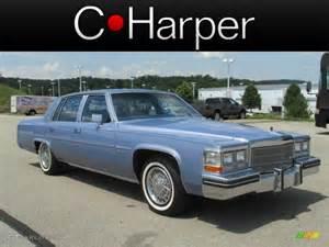 1983 Cadillac Sedan 1983 Powder Blue Cadillac Sedan 83017053