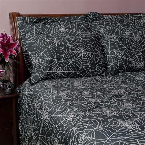 spider bedding halloween sheet sets bedding home decoration ideas