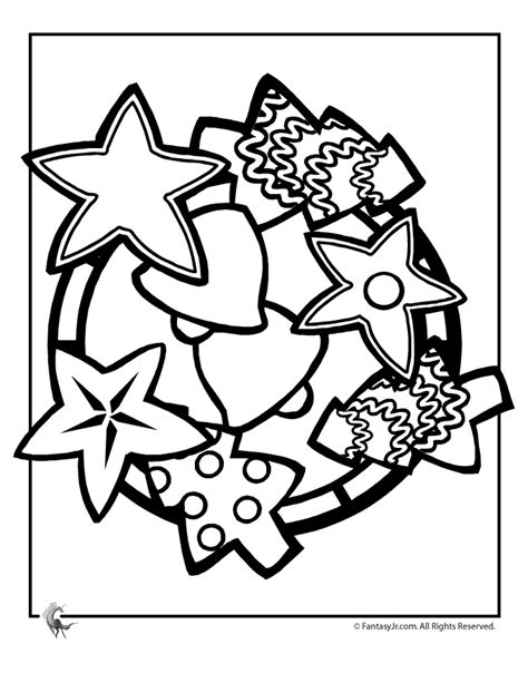 christmas cake coloring pages christmas cakes coloring pages