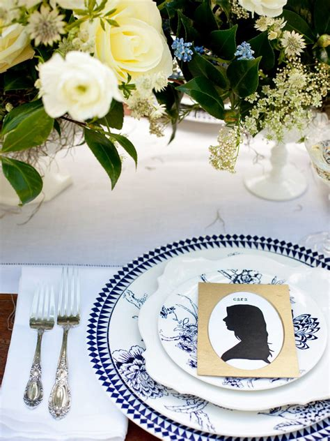 Table Setting For Wedding by Diy Weddings Table Setting Ideas Entertaining Diy