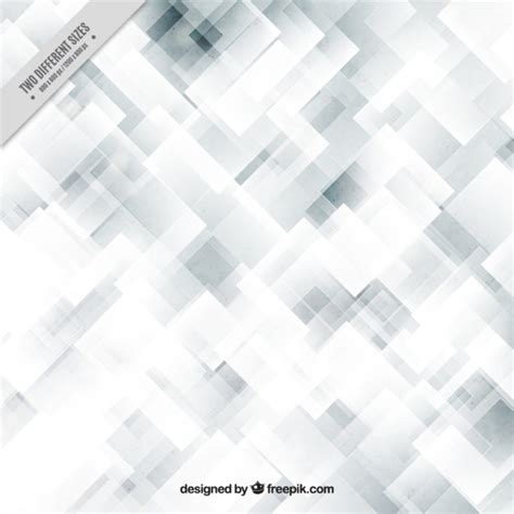 grey and white background grey and white background with abstract squares vector