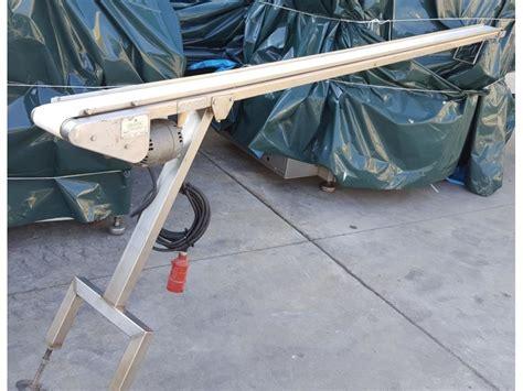 tappeto trasportatore nastro trasportatore a tappeto motorizzato cod mf pk nas