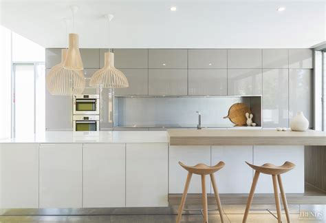 minimal kitchen cabinets minimalist kitchen with quiet palette and minimal detailing