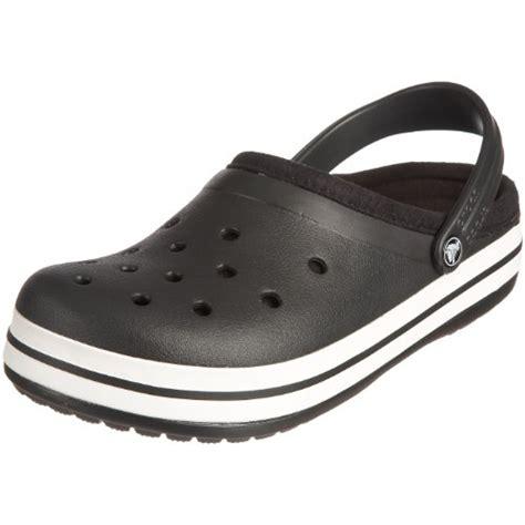 Sandal Crocs Original M9 W11 mules clogs crocs crocband lined clogs black black m9 w11