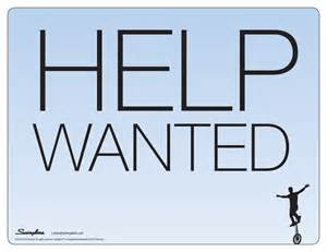 Help Wanted Template image gallery help wanted template